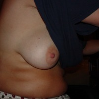 Large tits of my ex-wife - Miss P