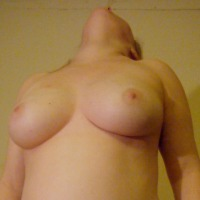Large tits of my wife - Melissa