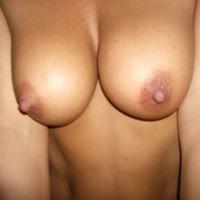 Medium tits of my wife - Shelly M