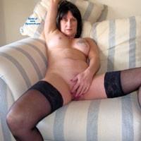 Stockings, Heels and Corset