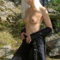 My small tits - Teresa