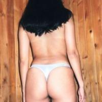 My girlfriend's ass - Carla