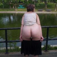 Nude in Public - Public Place