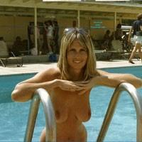 California Photo Shoot - Big Tits