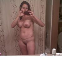 Medium tits of a neighbor - noname