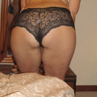 My wife's ass - Dulce