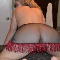 My wife's ass - Toni