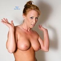 Panties Down, Bra OFF ! - Big Tits