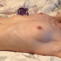My very small tits - None