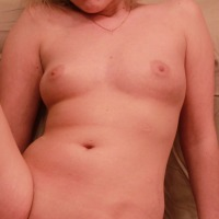 Very small tits of my wife - NikkyNY