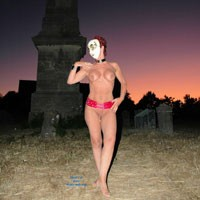 A Mime - Outdoors