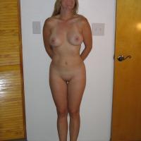 Medium tits of a neighbor - Susan