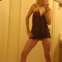 Sherryne Peep Show - Blonde, Lingerie