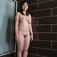 Asian Milf @ Hotel - Big Tits, Brunette, Asian