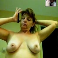 My medium tits - Laura