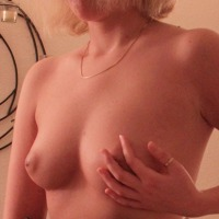 Small tits of my wife - NikkyNY