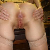 My ass - Suzette