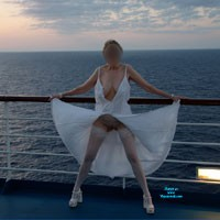 Cruise Sunset Pictures - High Heels Amateurs
