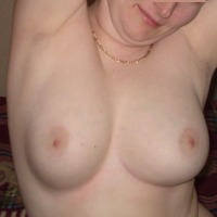 Large tits of my wife - 4nick