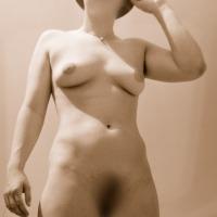 My small tits - Claudia