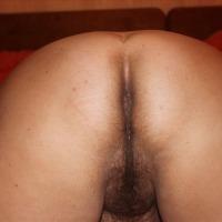 My wife's ass - Christy