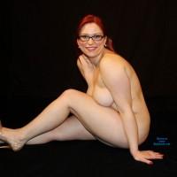 First Time - Big Tits, Redhead