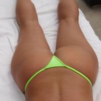 My wife's ass - Vic