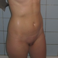 Very small tits of my ex-girlfriend - Le