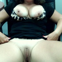 Large tits of a co-worker - inheat