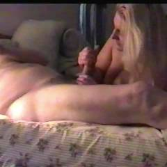 CJ's Handjob and BJ - Blowjob