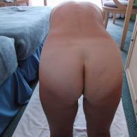 My wife's ass - Wildflower