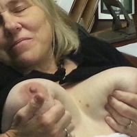 My very large tits - sweetsandy