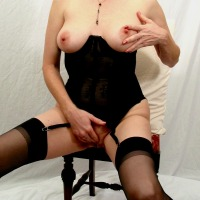 Large tits of my wife - Praches
