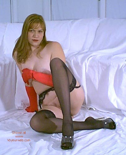 Pic #3 - Stilettos and Stockings