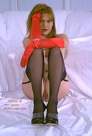 Pic #8 - Stilettos and Stockings