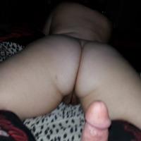 My wife's ass - cutecurvy