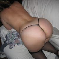 My wife's ass - Mar