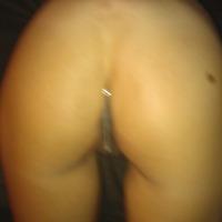My ex-girlfriend's ass - slut