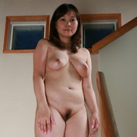 Asian Milf @ Hotel II - Brunette, Asian