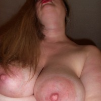Very large tits of my wife - Angelina
