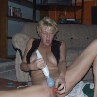 More Cream - Blonde, Masturbation, Toys