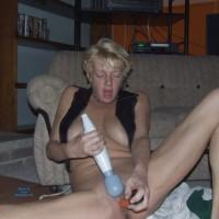 More Cream - Blonde, Masturbation, Toys