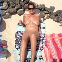 More Debbie - Beach, Big Tits