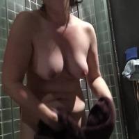 Large tits of my wife - Widfey