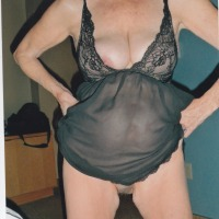 Medium tits of my girlfriend - bitch
