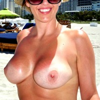 Large tits of my wife - ***E***