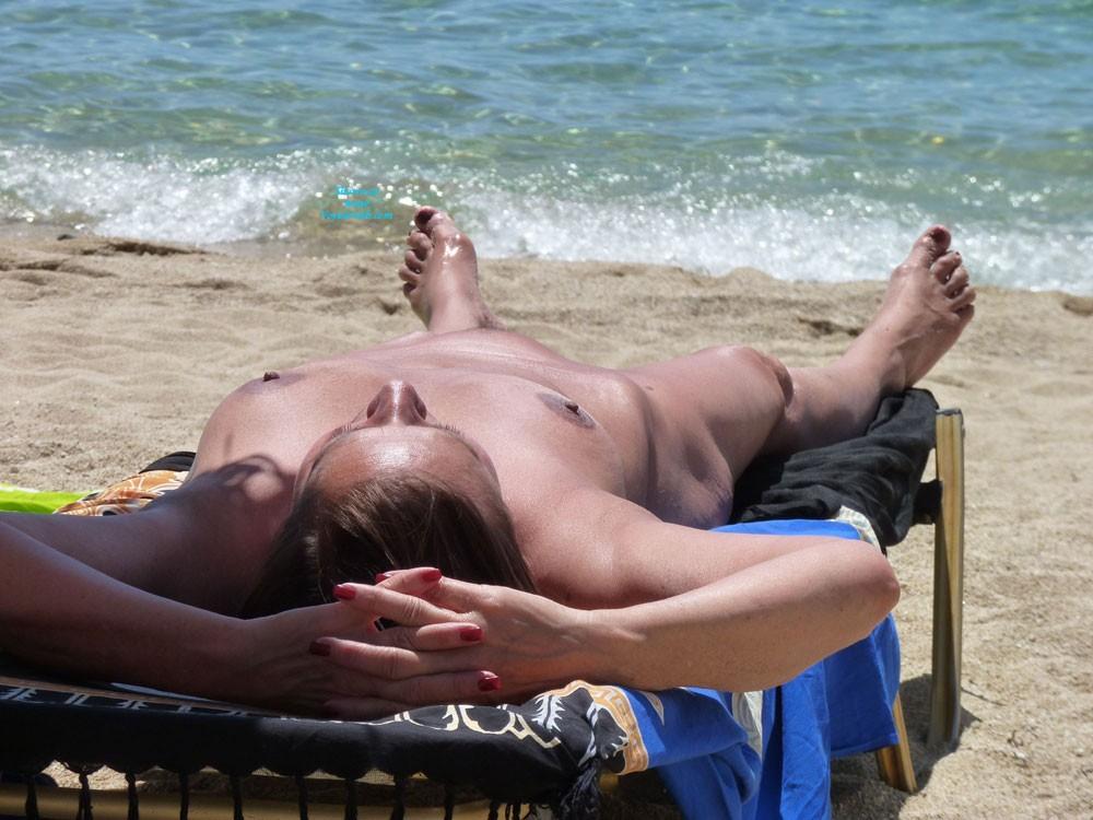 Pic #1 - Greece 2013 - Beach Voyeur