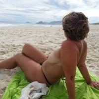 @Beach - Beach, Big Tits