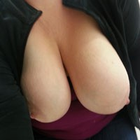 Work - Big Tits, Close-Ups