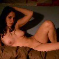 Medium tits of my girlfriend - Jen